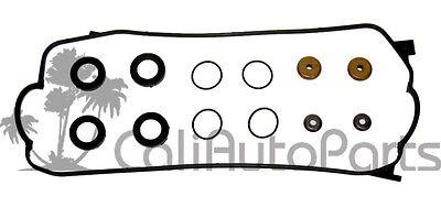 88-95 Honda Civic CRX 1.5 D15B1 D15B2 D15B7 D15B8 D16A6 Valve Cover Gasket Set