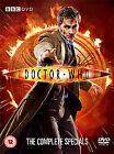 Doctor Who - The Complete Specials (DVD, 2010, 5-Disc Set)