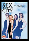 Sex And The City - Series 2 (DVD, 2008, 3-Disc Set, Box Set)
