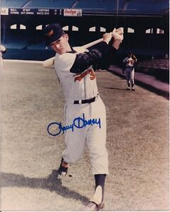 LARRY-HANEY-BALTIMORE-ORIOLES-SIGNED-8X10-PHOTO-W-COA
