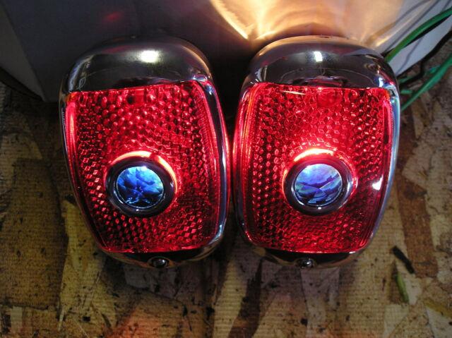 Image result for blue dot tail lights