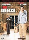 Mr. Deeds/Big Daddy 2-Pack (DVD, 2002, 2-Disc Set, DVD 2-Pack)