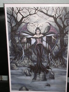 Amy Brown - Night Queen - RARE
