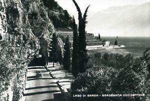 """"""" LAGO di GARDA : Gardasana Occidentale """" Viaggiata Anno 1960 - Italia - """" LAGO di GARDA : Gardasana Occidentale """" Viaggiata Anno 1960 - Italia"""