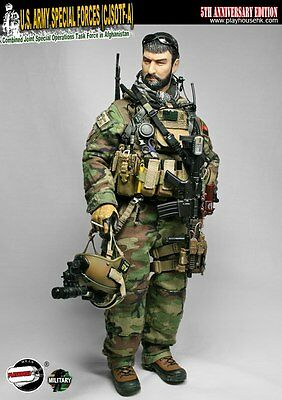 PLAYHOUSE US ARMY SPECIAL FORCES ( CJSOTF-A) 1/6 Figure