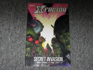 Marvel-Comics-X-Factor-Secret-Invasion-Volume-6-Trade-Paperback-BRAND-NEW