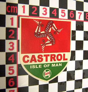 Castrol-Isle-Of-Man-Sticker-BSA-Triumph-Norton-Enfield