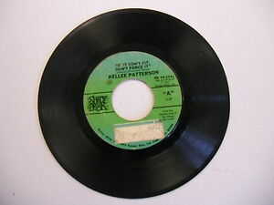 Kellee-Patterson-Be-Happy-If-IT-Don-039-t-Fit-Don-039-t-Force-It-45-RPM-Shady-Brook