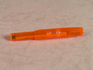 KAWECO-SPORT-ICE-ROLLERBALL-PEN-in-NEON-ORANGE-NEW
