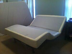 tempurpedic queen adjustable bed base ebay. Black Bedroom Furniture Sets. Home Design Ideas
