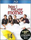 How I Met Your Mother - Series 4 - Complete (DVD, 2010, 3-Disc Set)