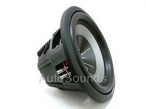 2x-Soundstream-RXW-12-Reference-2400-Watt-MAX-Pair-12-034-Subwoofers-4-Ohm-DVC-New