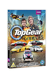 Top-Gear-At-The-Movies-DVD-2011-NEW-AND-SEALED