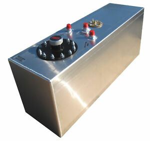 15-Gallon-RCI-Fuel-Cell-Gas-Tank-Aluminum-Heavy-Duty-Street-Racing-NEW-RCI-2161A