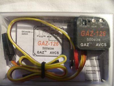 GAZ-126 Gyro GY- 401B Heading Lock