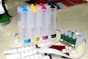 NO-OEM-Sistema-de-tinta-CISS-vacio-compatible-con-Epson-SX200-SX205-SX400