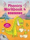 Phonics Workbook 4 Very First Reading by Mairi Mackinnon (Paperback, 2011)