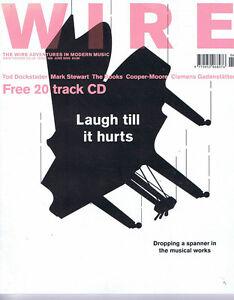 TOD-DOCKSTADER-MARK-STEWART-THE-BOOKS-Wire-magazine-No-256-June-2005
