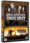 True Grit / No Country For Old Men (DVD, 2011, 2-Disc Set, Box Set)