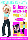 Rosemary Conley's Gi Jeans Weight-Loss Workout (DVD, 2006)
