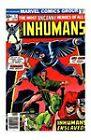 The Inhumans #5 (Jun 1976, Marvel)