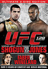 UFC 128 - Shogun Vs Jones (DVD, 2011, 2-Disc Set)