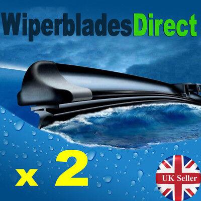 *CLEARANCE* VW T5 TRANSPORTER 03 ON Aero Flat Wiper Blades 24/24