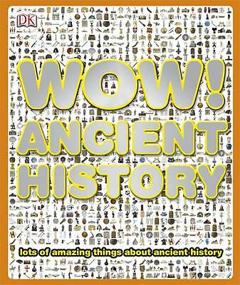 Wow! Ancient History.-ExLibrary