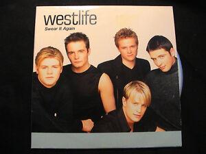 Westlife-SWEAR-IT-AGAIN-European-Import-2-trk-CD-Single-Cardboard-PS