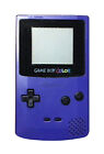 Nintendo Game Boy Color 8 MB Grape Handheld System