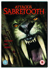 Attack Of The Sabretooth (DVD, 2007)