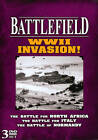 Battlefield: WWII Invasion (DVD, 2010, 3-Disc Set)