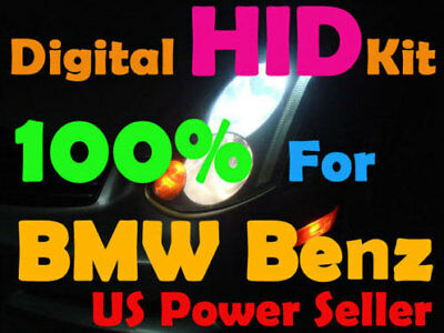 H7 HID XENON DIGITAL KIT MERCEDES BENZ C E GL CLASS BMW CANBUS 6000K 8000K