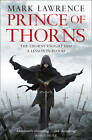 Prince of Thorns by Dr Mark Lawrence (Paperback / softback)