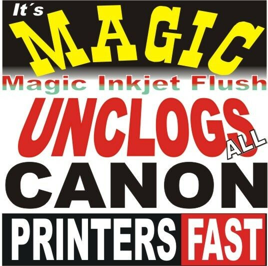 Print head Cleaning Kit = Clean Canon PF-03 iPF5100 iPF6100 Printer. New Cleaner