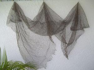 Decorative-Nautical-Fishing-Net-5-x10-Beach-Fish-Decor-DFN5