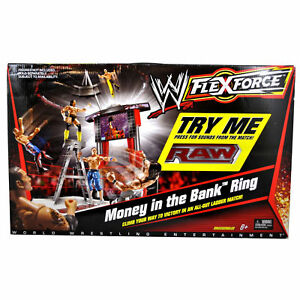 WWE-Flex-Force-Money-In-The-Bank-Ring-Ladder-Match-New