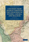 A Journey from Madras Through the Countries of Mysore, Canara, and Malabar by Francis Buchanan (Multiple copy pack, 2011)