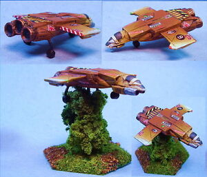 Battletech-painted-Lightning-Aerospace-Fighter-WG