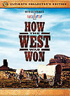 How The West Was Won (DVD, 2008, 3-Disc Set)