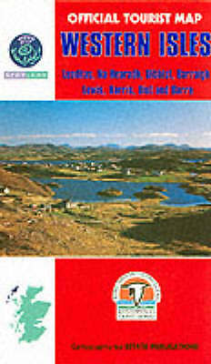 Western Isles (Official Tourist Map) by , Acceptable Book (Paperback) Fast & FRE