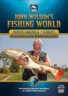 John Wilson's Fishing World Collection (DVD, 2010, 3-Disc Set, Box Set)