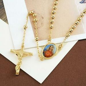 The-Virgin-Mary-Cross-Necklace-In-9K-Yellow-Gold-Filled