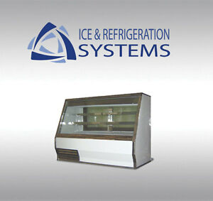 FOGEL-REFRIGERATED-70-034-LOW-DELI-BAKERY-FOOD-DISPLAY-CASE-COOLER-MADE-IN-THE-USA