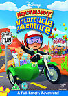 Handy Manny - Motorcycle Adventure (DVD, 2011)