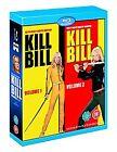Kill Bill Vol.1/Kill Bill Vol.2 (Blu-ray, 2008, 2-Disc Set, Box Set)