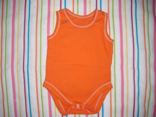 BABIES FUNKY COLOURED  BODYSUITS VESTS