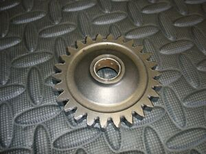YAMAHA-Banshee-IDLE-GEAR-starter-return-mechanism-idler-amp-bushing-1987-2006