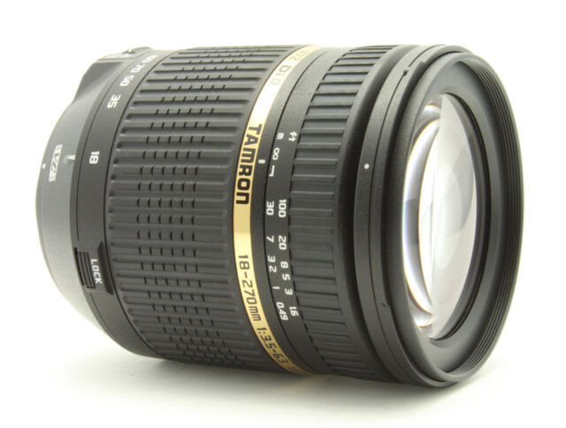 Tamron LD 18-270mm f/3.5-6.3 Di-II PZD Lens for Sony
