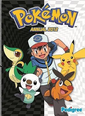"""""""AS NEW"""" Pokemon Annual 2012 (Annuals 2012), Pedigree Books Ltd, Book"""